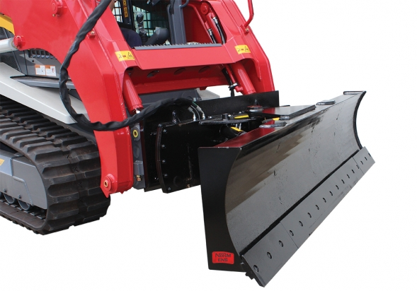 Angle Tilt Dozer Blade, Skid Steer Dozer Blade for sale in