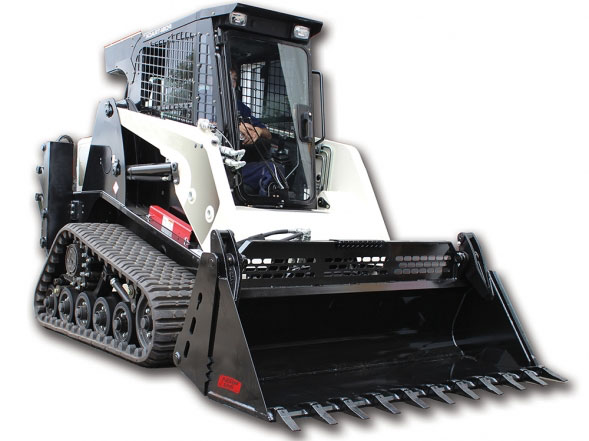 4 in 1 Buckets - Skid Steer Attachment