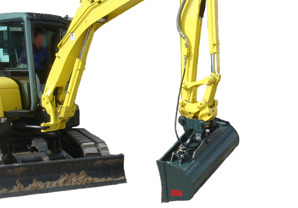 Excavator Trench Buckets & Ripper Attachments