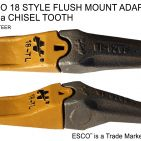 4.-Esco-Style-Adaptor-with-Chisel-Tooth-Skid-Steer