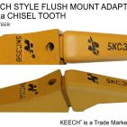 4.-Keech-Style-adaptor-with-Chisel-Tooth-Skid-Steer