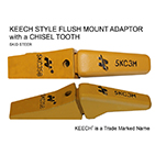 KEECH Style - Skid Steer Parts