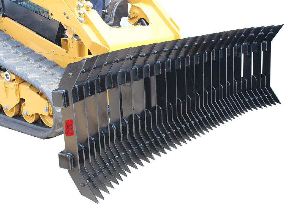 Stick Rake Ripper Attachment